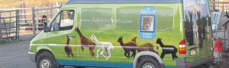 Abenaki Acres - alpaca farm store